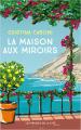 Couverture La Maison aux miroirs Editions Presses de la cité 2021