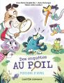 Couverture Des enquêtes au poil, tome 4 : Poissons d\'avril Editions Flammarion (Castor poche - Policier) 2021