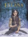 Couverture La quête d'Ewilan : Ellana, tome 6 : Rencontres Editions Glénat 2021