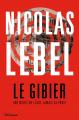 Couverture Le Gibier Editions Le Masque 2021
