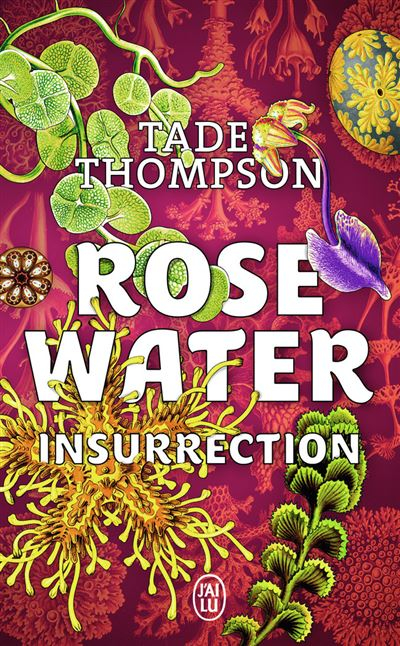 Couverture Rosewater : Insurrection