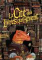 Couverture La Cité des Livres qui rêvent Editions Folio  (Junior) 2021