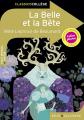 Couverture La Belle et la Bête Editions Belin / Gallimard 2017