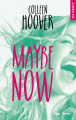 Couverture Maybe now Editions Hugo & cie (New romance) 2020