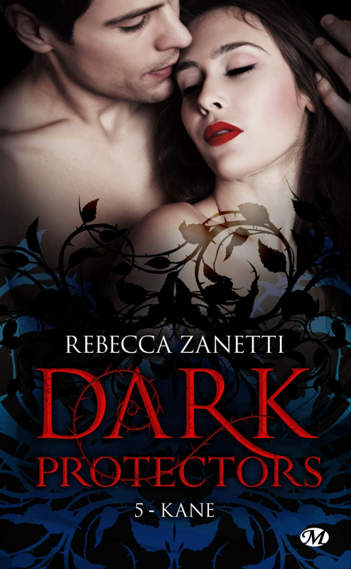 Couverture Dark Protectors, tome 5 : Kane