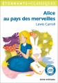 Couverture Alice au Pays des Merveilles / Les aventures d'Alice au Pays des Merveilles Editions Flammarion (Étonnants classiques) 2015