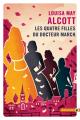 Couverture Les Quatre Filles du docteur March, intégrale Editions Gallmeister 2020