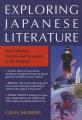 Couverture Exploring Japanese Literature Editions Kodansha International 2013