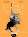 Couverture Le Service des dames Editions Les Moutons Electriques 2021