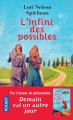 Couverture L'infini des possibles Editions Pocket 2021