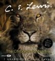 Couverture Le monde de Narnia, intégrale Editions HarperCollins 2019