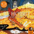 Couverture Bilbo le hobbit / Le hobbit Editions Audiolib 2012