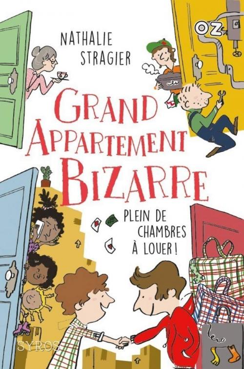 Couverture Grand Appartement Bizarre, tome 1 : Plein de chambres à louer !