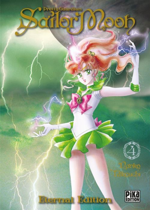 Couverture Sailor Moon : Eternal Edition, tome 4 : Pretty Guardian