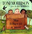 Couverture Ma liberté à moi Editions Gallimard  2000