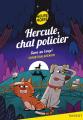 Couverture Hercule, chat policier, tome 8 : Gare au Loup Editions Rageot (Heure noire) 2021