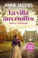 Couverture La villa aux étoffes Editions Guy Saint-Jean 2020