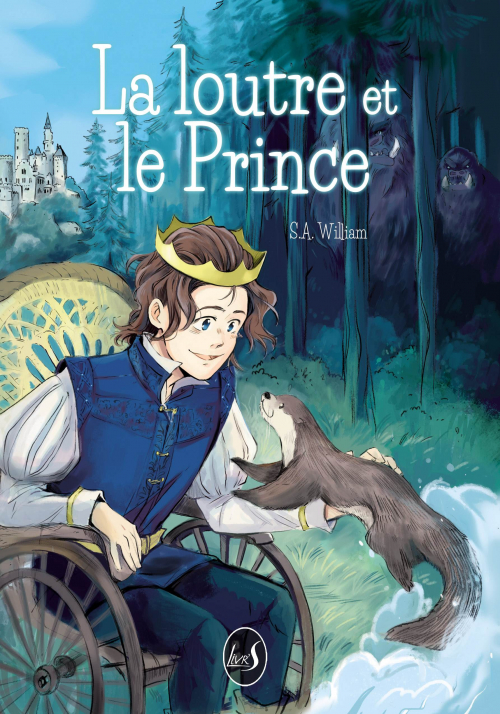 Couverture La loutre et le Prince