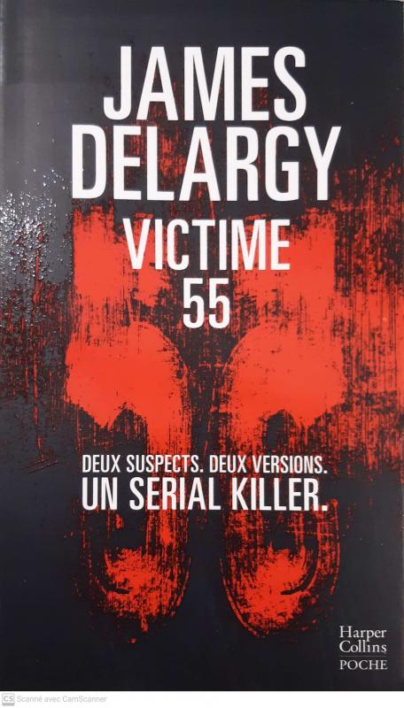Couverture Victime 55