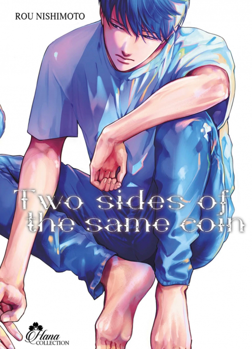 Couverture Two Sides of the Same Coin, tome 2