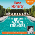 Couverture Neuf parfaits étrangers Editions Audible studios 2021