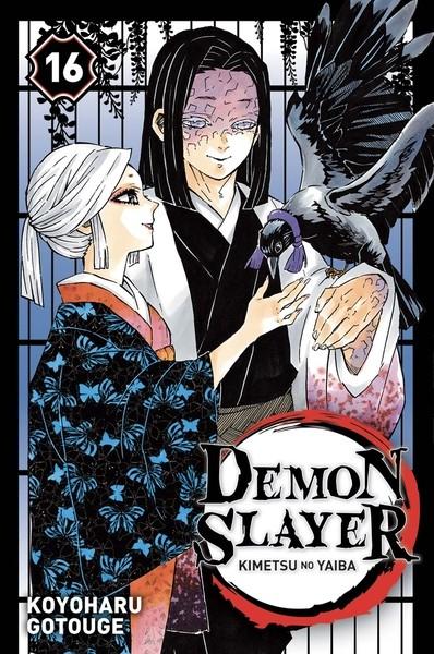 Couverture Les rôdeurs de la nuit / Demon Slayer, tome 16