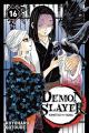 Couverture Les rôdeurs de la nuit / Demon Slayer, tome 16 Editions Panini (Manga - Shônen) 2021