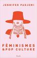 Couverture Féminismes & Pop culture  Editions Stock 2021
