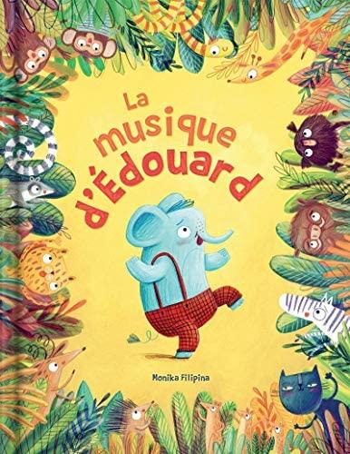 Couverture La musique d'Edouard