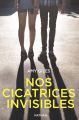 Couverture Nos cicatrices invisibles Editions Nathan 2021