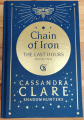 Couverture The Last Hours, book 2 : Chain of Iron Editions Walker Books 2021