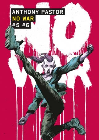 Couverture No War, tomes 5 et 6