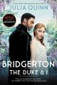 Couverture La chronique des Bridgerton, tome 1 : Daphné et le duc Editions Avon Books 2015