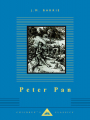 Couverture Peter Pan (roman) Editions Everyman's library 1992