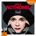 Couverture Soif Editions Audiolib 2019