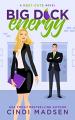 Couverture Big Dick Energy Editions Autoédité 2021