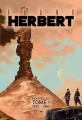 Couverture Nouvelles (Herbert), tome 1 : 1952 - 1962 Editions Le Bélial' (Kvasar) 2021