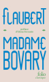 Couverture Madame Bovary, intégrale Editions Folio  (Classique) 2021