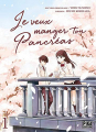 Couverture Je veux manger ton pancréas (manga), tome 1 Editions Pika 2019