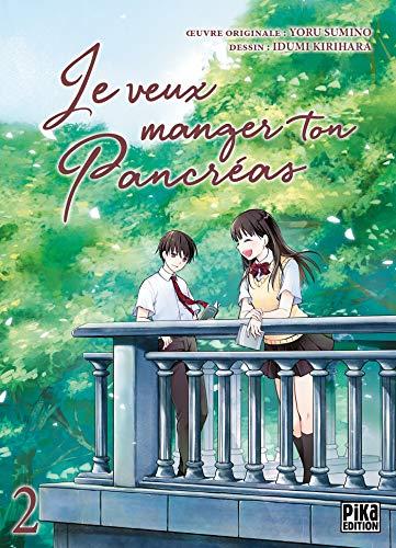 Couverture Je veux manger ton pancréas (manga), tome 2