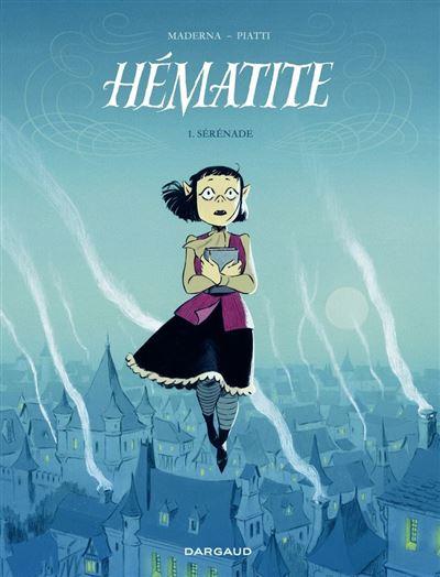 Couverture Hématite, tome 1 : Sérénade