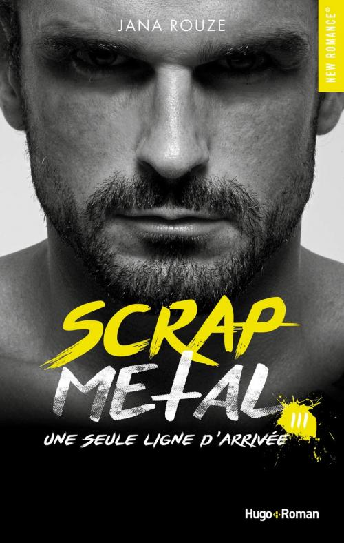 Couverture Scrap Metal, tome 3 : Une seule ligne d'arrivée