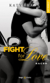 Couverture Fight for love, tome 7 : Racer Editions Hugo & cie (Poche - New romance) 2021