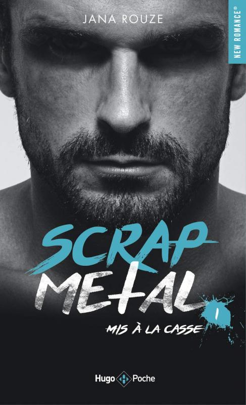 Couverture Scrap Metal, tome 1 : Mis à la casse