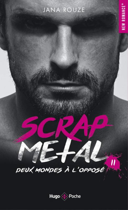 Couverture Scrap Metal, tome 2 : Deux mondes à l'opposé