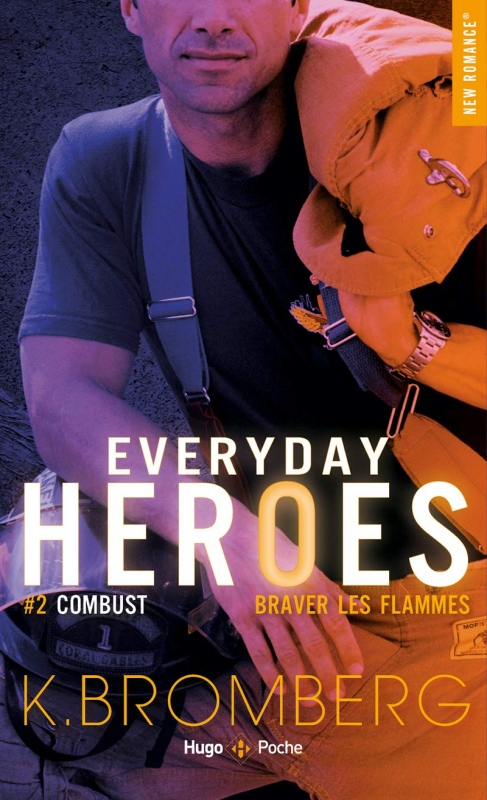 Couverture Everyday Heroes, tome 2 : Combust