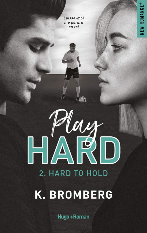 Couverture Play Hard, book 2: Hard to hold