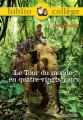Couverture Le tour du monde en quatre-vingts jours / Le tour du monde en 80 jours Editions Hachette (Biblio collège) 2020