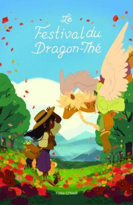Couverture Le Festival du Dragon-Thé