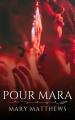 Couverture Pour Mara Editions Autoédité 2021